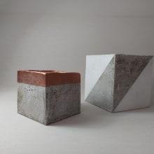 Mi Proyecto del curso: Creación de muebles en concreto para principiantes. FDO LUKE. Un proyecto de Creatividad de Fernando Luke - 10.09.2020