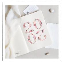 2020 Bullet Journal. A Design, Malerei, Lettering, Zeichnung, Artistische Zeichnung, Brush Painting, Botanische Illustration, H und Lettering project by Annie Weir - 10.09.2020