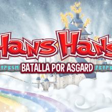 Hans Hans - Batalla por Asgard. Un proyecto de Videojuegos y Desarrollo de videojuegos de Jose Goncalves - 13.09.2014