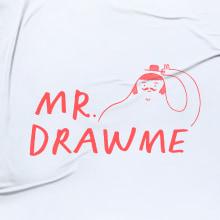 Mr. Drawme.. A Grafikdesign, Verpackung, Produktdesign, Spielzeugdesign, Zeichnung, Prägung, Nähen und Art To project by Pablo Antelo - 14.09.2020