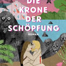 Die Krone Der Schöpfung. A Design & Illustration project by Cristóbal Schmal - 09.14.2020