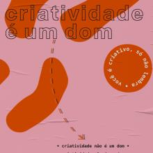como ser criativo?. Un proyecto de Creatividad de Nanda Monteiro - 15.09.2020