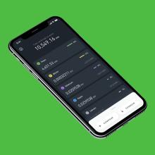 Bitso: Compra y vende criptomonedas de manera fácil.. A UI / UX und App-Design project by Nodos . - 01.12.2018