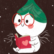 Plantitas. Um projeto de Ilustração digital, Ilustração infantil e Ilustração botânica de Marta García Pérez - 16.09.2019
