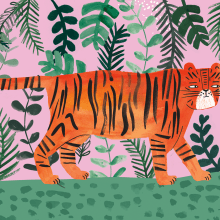 Illustrations. A Illustration project by Stef Maden - 08.28.2020