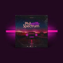 Phil Spectrum _ Nothing to lose. Um projeto de Design gráfico de Artídoto Estudio - 23.09.2020