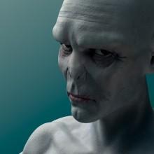 Lord Voldemort. A 3-D, Skulptur, Animation von Figuren und Modedesign project by Luis Girón Miranda - 28.09.2020