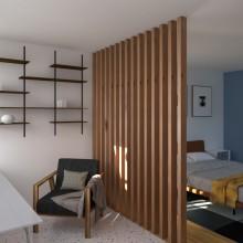 Casa Garita - Diseño de interiores de principio a fin.. A Architecture, Interior Architecture & Interior Design project by Andrea Vázquez - 10.01.2020