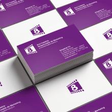 REBRANDING 8MADRID TV. Un proyecto de Publicidad, Dirección de arte, Br, ing e Identidad, Diseño gráfico, Retoque fotográfico y Creatividad de Oscar Gómez Trigo - 02.10.2020