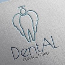 Consultorio DentAL. Un proyecto de Diseño gráfico y Diseño de logotipos de Eduardo Zúñiga Alva - 03.10.2020