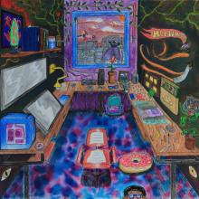 My dream studio: El arte del sketching: transforma tus bocetos en arte. Un proyecto de Ilustración, Bocetado e Ilustración con tinta de Arturo Miranda - 06.10.2020