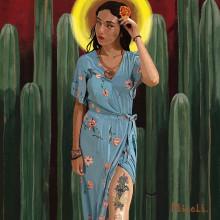 Mi Proyecto del curso: Retratos pictóricos con técnicas digitales. Un proyecto de Ilustración digital e Ilustración de retrato de Pedro Francisco Miceli Nuñez - 06.10.2020