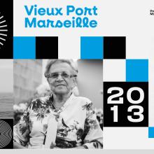 Proyecto de identidad para la remodelación del viejo puerto de Marsella por Norman Foster (Foster and Partner). Un proyecto de Dirección de arte, Br, ing e Identidad, Diseño gráfico, Arte urbano y Diseño de carteles de Jose Balsalobre - 08.10.2020