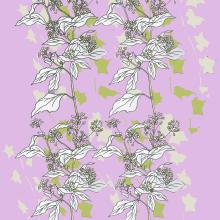 My project in Design and Composition of Textile Patterns course. Um projeto de Design e Ilustração de Lucy Carmel - 08.10.2020