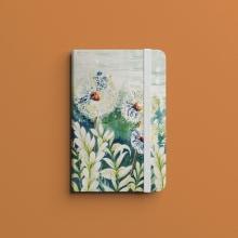Mi Proyecto del curso: Técnicas de acuarela en negativo para ilustración botánica. A Illustration project by Loli Crespo - 10.07.2020