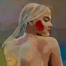UnderMySkin. Un proyecto de Ilustración digital de Christina art - 12.10.2020