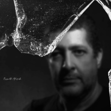 Meu projeto do curso: Autorretrato fotográfico Fine Art. A Fine-art photograph project by Orisvaldo Almeida - 10.14.2020