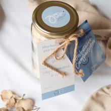 Dos Pastelitos 💫 Hechos para Compartir. Um projeto de Br, ing e Identidade, Criatividade e Fotografia do produto de Sofía Saravia Ocaña - 14.10.2020