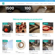 Mi Proyecto del curso: Creación de una tienda online en WordPress. Un progetto di Web Design di María Laura P S - 15.10.2020