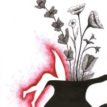 PETER PAN. Un projet de Illustration, Beaux Arts, Peinture, Créativité, Dessin, Illustration jeunesse et Illustration d'encre de Lucía Gbc - 18.10.2020