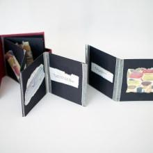 Mi Proyecto del curso: Encuadernación sin pliegues de tu obra gráfica. A Verlagsdesign und Grafikdesign project by Erick Vega - 19.10.2020