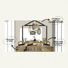 Mi Proyecto del curso: Introducción al vitrinismo comercial. Um projeto de 3D de Jorge Luis Mendoza Urcia - 20.10.2020