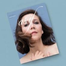 AS IF Magazine Issue 12. Un proyecto de Dirección de arte, Diseño editorial, Diseño gráfico, Tipografía y Fotografía de moda de Diego Pinilla Amaya - 21.10.2020