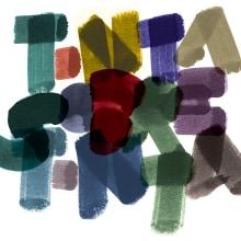 Tinta sobre Tinta. A Illustration, T, pograph, T, pograph, and design project by kiko farkas - 10.29.2020