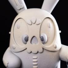 Todos tus muertos   Tochin calaverita . Un proyecto de Escultura, Diseño de personajes 3D y Brush painting de Mitote Rodela - 30.10.2020