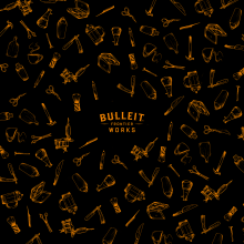 Bulleit x Sophie Mo. A Illustration, and Botanical illustration project by Sophie Mo - 10.19.2018