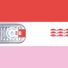 Proyecto Branding_COMO SARDINAS EN LATA. A Br, ing und Identität und Grafikdesign project by Mar Belda - 02.11.2020