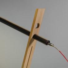 SIWK - Lámpara de mesa controlada por gestos. A Industriedesign project by Germán Garrido - 04.11.2020