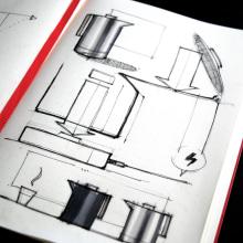 Mi Proyecto del curso: Introducción al sketching para diseño de producto. A Design, Illustration, Industriedesign, Produktdesign und Sketchbook project by Fran Molina - 04.11.2020