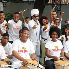 Bairro do Candeal. A Music, and Audio project by Carlinhos Brown - 11.04.2020