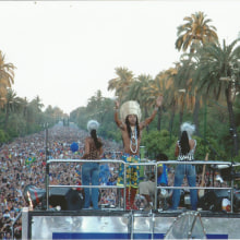 Carnaval Espanhol. A Music, Audio, and Music Production project by Carlinhos Brown - 11.04.2020