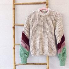 Mi Proyecto del curso: Crochet: crea prendas con una sola aguja. A H, werk, Kreativität, Modedesign, Nähen und Textilfärbung project by Alicia Recio Rodríguez - 20.10.2020