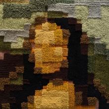 La Gioconda / Mona Lisa. Un progetto di Artigianato , e Ricamo di Caro Bello - 12.11.2020