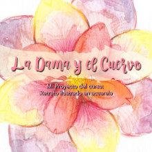 Mi Proyecto del curso: Retrato ilustrado en acuarela. Un proyecto de Ilustración y Pintura a la acuarela de Aranza P. Aguirre M. - 14.11.2020