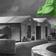 Meu projeto do curso: Técnicas de pós-produção para fotografia arquitetônica. A 3-D, Innenarchitektur und Digitale Architektur project by Leandro Vilaça - 16.11.2020