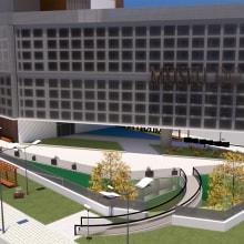 Meu projeto do curso: Visualização arquitetônica com V-Ray para SketchUp. A Architektur project by Leandro Vilaça - 14.11.2020