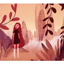 Ilustración digital. Un proyecto de Ilustración digital de Lorena PO - 18.11.2020