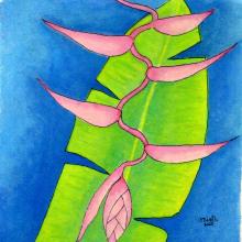 Plantas. Un proyecto de Ilustración botánica de Marinês Eiterer - 18.11.2020
