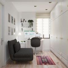 Home Office. Un proyecto de Arquitectura de Eduardo Bastos Simoes-Lopes - 19.11.2020