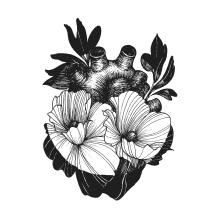 Corazones. Un proyecto de Ilustración y Dibujo de Héctor López - 01.01.2020