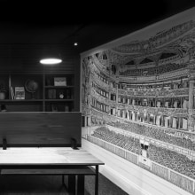 La Teatrería . Un proyecto de Pintura y Dibujo de Héctor López - 01.08.2020
