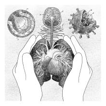 Podcast INVENCIBLE. Un proyecto de Ilustración, Dibujo y Dibujo digital de Héctor López - 01.10.2020
