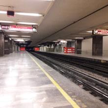 Remodelación de la Estación Insurgentes del Metro, CDMX.. Un proyecto de Arquitectura de Arturo Vargas Dimas - 25.02.2017