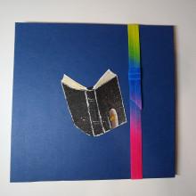 Mi Proyecto del curso: Creación de un scrapbook de ilustración. A Paper Craft project by Ana Karina Moreno - 11.20.2020