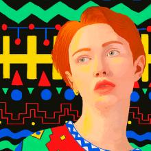 Practicando geometría. Um projeto de Ilustração de Gisele Murias - 20.11.2020