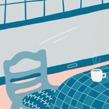 Soledad. Um projeto de Ilustração de Gisele Murias - 21.11.2020